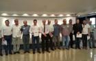 Reunião com candidatos à Câmara dos Vereadores de Goiânia - 14/09/16